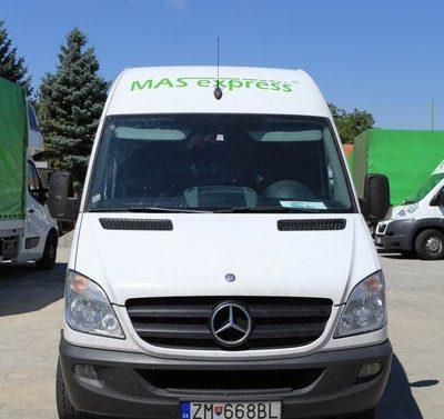Mercedes Spritnter 15m mas express 02