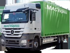 Mercedes Actros solo mas express