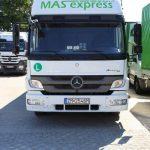 Mercedes Atego 02 mas express