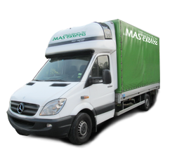Mercedes sprinter 18m mas express