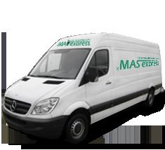 Mercedes Sprinter 15m mas express