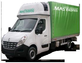 Renault master mas express